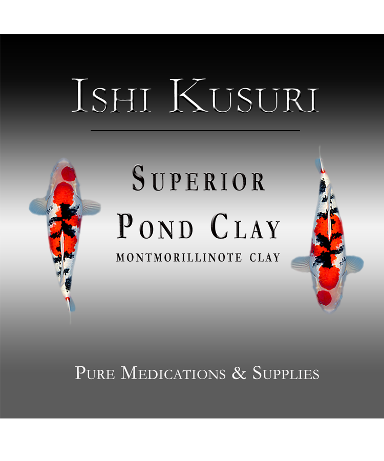 Ishi Kusuri Pond Clay