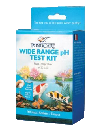 PondCare pH Test Kit